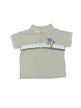 Little Me Short Sleeve Polo Size 9 mo