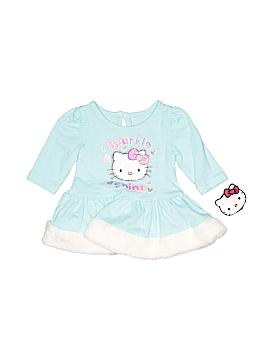 Hello Kitty Dress Size 0-3 mo