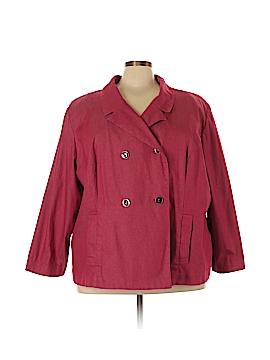 Liz & Me Blazer Size 3X (Plus)