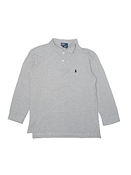 Ralph Lauren Long Sleeve Polo Size 12 - 14