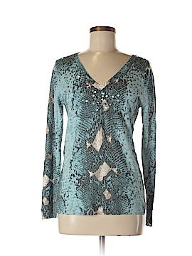 Carmen Carmen Marc Valvo Pullover Sweater Size M