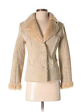 Delia's Leather Jacket Size XS