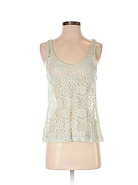 Wild Pearl Sleeveless Blouse Size XS