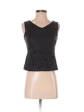 Kate Hill Sleeveless Top Size 2 (Petite)