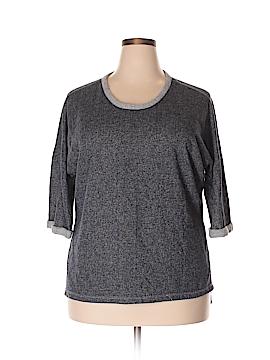 Cha Cha Vente Sweatshirt Size 1X (Plus)
