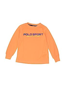 Ralph Lauren Sport Active T-Shirt Size 4/4T