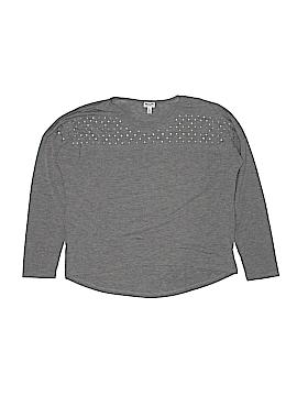 Ruum Long Sleeve Henley Size 12