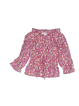 Jeanine Johnsen Long Sleeve Blouse Size 2T