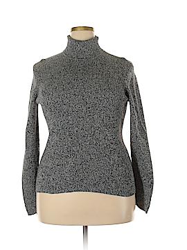Liz & Co Turtleneck Sweater Size XL