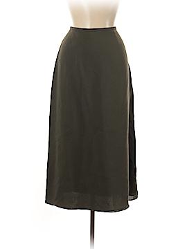 Rena Rowan Silk Skirt Size 6