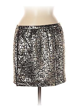 J. Crew Collection Silk Skirt Size 6