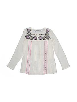 Jak & Peppar Long Sleeve Blouse Size 6