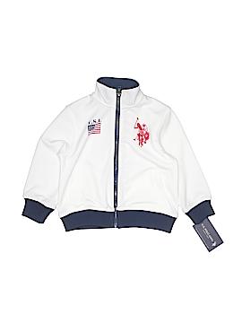 U.S. Polo Assn. Track Jacket Size 3T