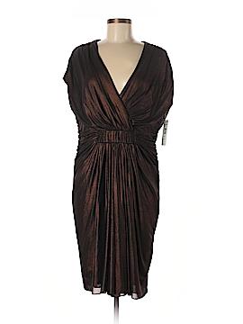 Badgley Mischka Cocktail Dress Size 16
