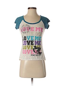 Eyeshadow Short Sleeve T-Shirt Size S