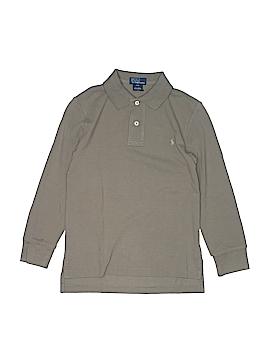 Ralph Lauren Long Sleeve Polo Size S (Kids)