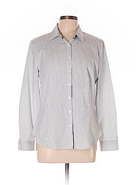 Covington Long Sleeve Button-Down Shirt Size XL (Petite)