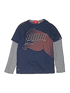 Puma Long Sleeve T-Shirt Size M (Kids)