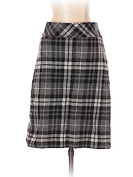 L.L.Bean Wool Skirt Size 8
