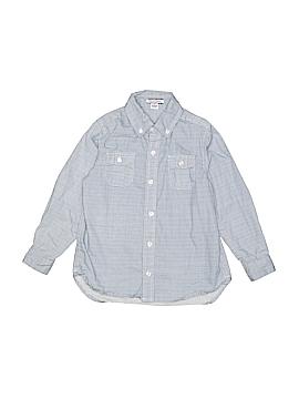Kitestrings Long Sleeve Button-Down Shirt Size 5T