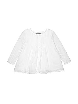 Gap Kids Outlet Long Sleeve Button-Down Shirt Size 4/5