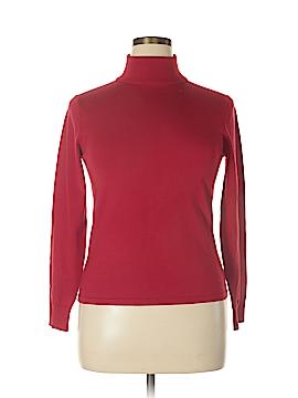 Liz Claiborne Collection Turtleneck Sweater Size XL