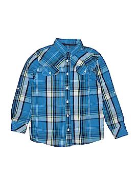 Company 81 Long Sleeve Button-Down Shirt Size 10 - 12