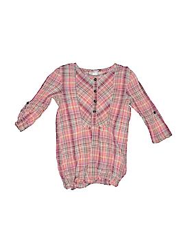 Ruff Hewn 3/4 Sleeve Blouse Size 7 - 8