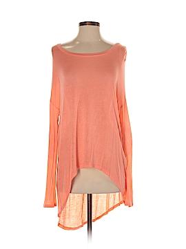 Sage Long Sleeve T-Shirt Size S