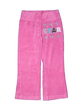 Fleurish Velour Pants Size 4