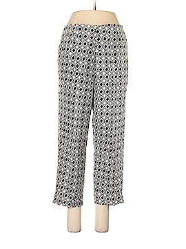 Allison Taylor Silk Pants Size 10
