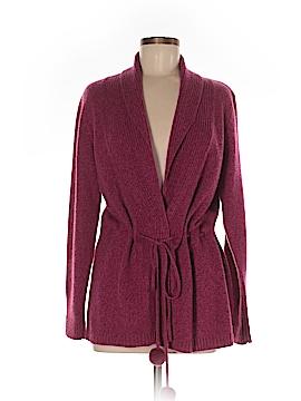 Doncaster Sport Wool Cardigan Size L