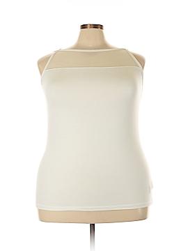 Lauren by Ralph Lauren Sleeveless Top Size 1X (Plus)
