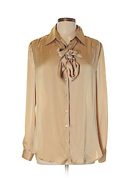 Chadwicks Long Sleeve Blouse Size L