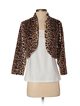 Amanda Charles Faux Fur Jacket Size S