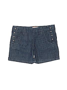 Paige Khaki Shorts 25 Waist