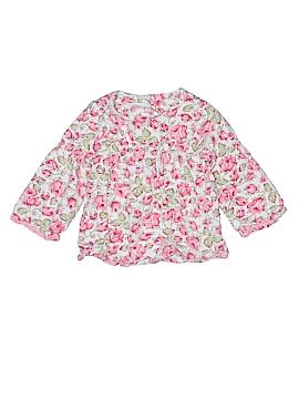 Baby Lulu Long Sleeve Blouse Size 2T