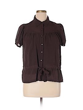 Covington Short Sleeve Blouse Size XL (Petite)