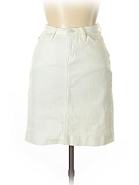 Banana Republic Denim Skirt Size 11