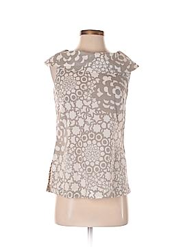 Trina Turk Short Sleeve Blouse Size P