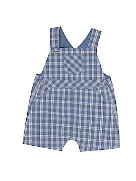 F.A.O Schwarz Overall Shorts Size 6 mo