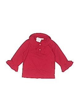 Jeanine Johnsen Long Sleeve Polo Size 6-12 mo