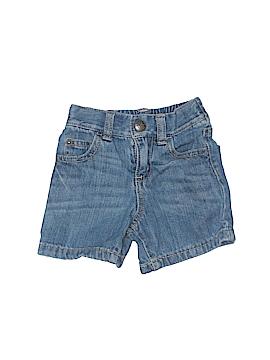 Crazy 8 Denim Shorts Size 6-12 mo