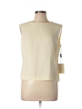 Emporio Armani Sleeveless Blouse Size 48 (IT)
