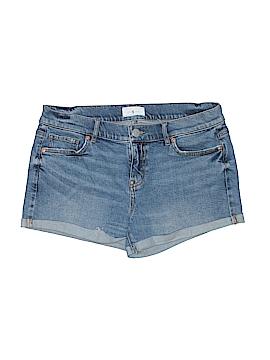 Lou & Grey Denim Shorts 27 Waist
