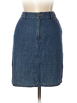 Liz Claiborne Casual Skirt Size 12 (Petite)