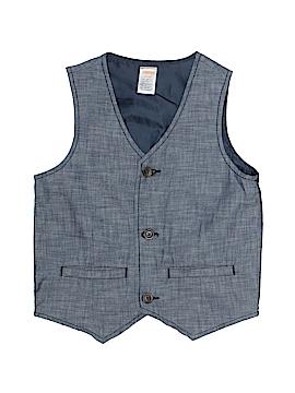 Gymboree Tuxedo Vest Size 4T