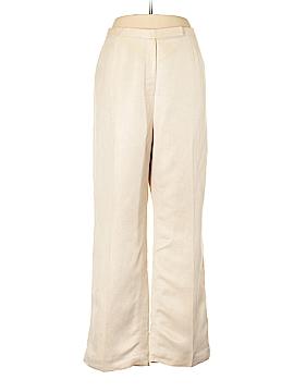 Kasper Linen Pants Size 18 (Plus)