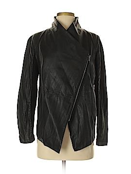 BB Dakota Faux Leather Jacket Size S
