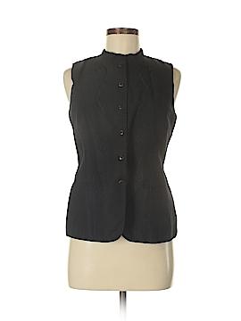Preston & York Sleeveless Button-Down Shirt Size 8